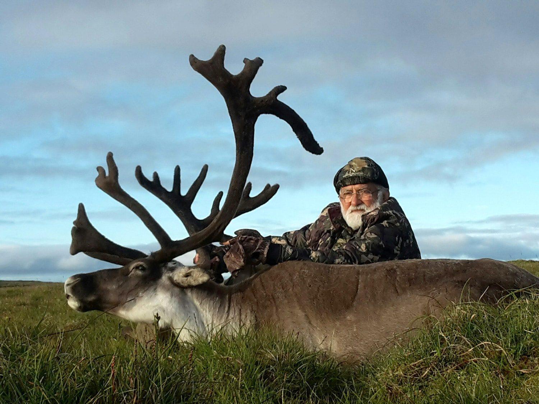 Icelandoutfitters.com - Hunting - Reindeer